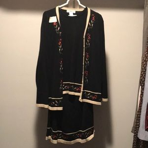 Other - Dress. 3 piece top, skirt and jacket